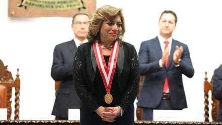 Zoraida Ávalos juró como nueva fiscal de la Nación: