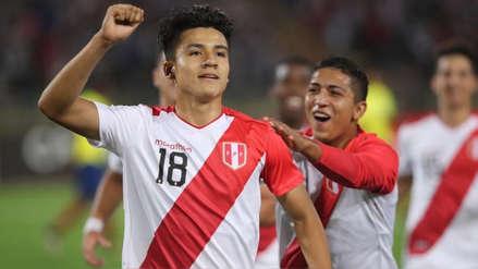 Peru 2-0 Ecuador EN DIRECTO minuto a minuto por Sudamericano Sub 17