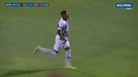 ¡Fierrazo! El gol de Kevin Quevedo ante UTC que le permite ser el máximo anotador de la Liga 1 Movistar