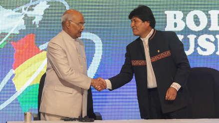 India apoyará a Bolivia para fabricar fármacos contra el cáncer