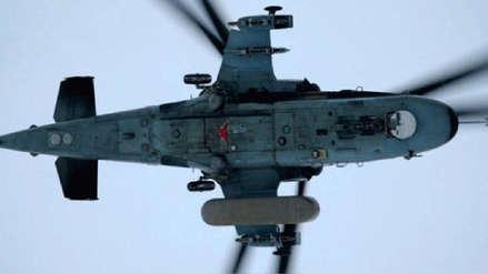 Rusia inaugura centro de pilotaje de helicópteros en Venezuela para entrenar a soldados