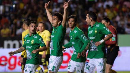 León derrotó por 3-2 al Monarcas Morelia en condición de visitante