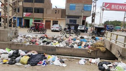 Piden declarar en emergencia a Chiclayo por mal manejo de basura