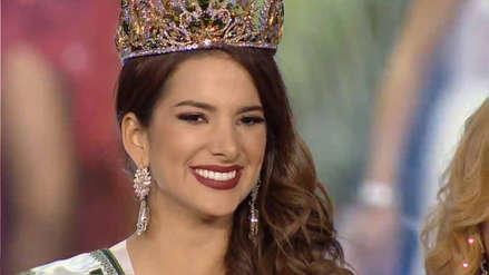 Peruana Suheyn Cipriani se coronó como la nueva Miss Eco International