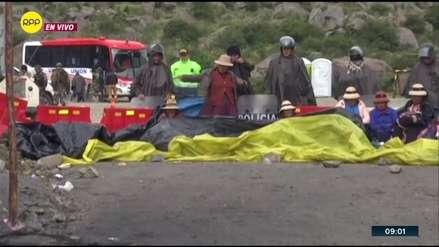 Las Bambas | Así está Challhuahuacho tras la declaratoria de emergencia