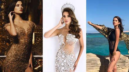 Miss Eco International: 10 fotos para conocer a la peruana Suheyn Cipriani