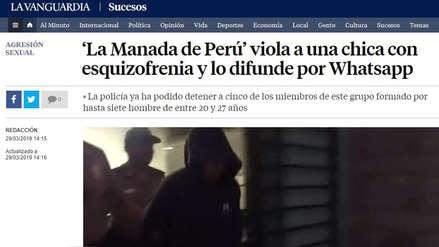 'La Manada de Perú': El caso de violación grupal en Ica llega a la prensa internacional