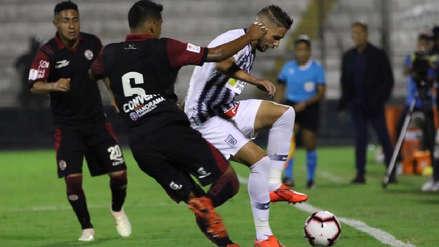 Alianza Lima cedió un empate ante UTC en Matute y sumó cuatro partidos seguidos sin ganar