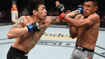 ¡No pudo! Enrique Barzola perdió ante Kevin Aguilar en el UFC Filadelfia por decisión unánime