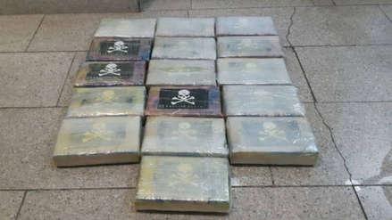 Incautan una tonelada de cocaína en Colombia que iba a ser enviada a Estados Unidos