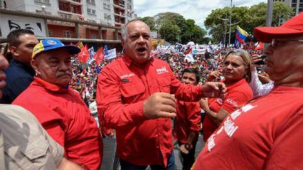 Diosdado Cabello dijo que hay conversaciones