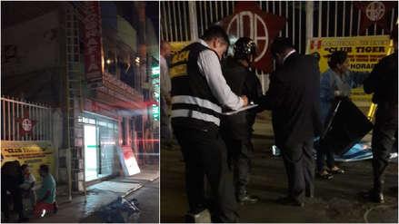 Técnico electricista cayó sobre una adolescente y provocó su muerte en Ica