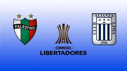 Alianza Lima vs. Palestino: resumen, goles y mejores jugadas del partido por la Copa Libertadores