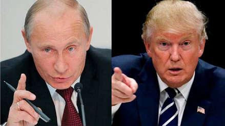 Advertencia de Putin: Rusia le