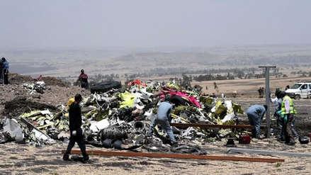 La caja negra del siniestrado avión de Ethiopian Airlines revela un fallo en un sensor
