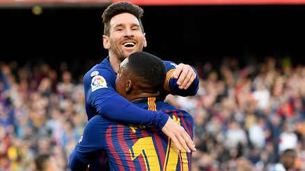 ¡Récord! Lionel Messi alcanzó a Iker Casillas como el jugador con más victorias en la Liga