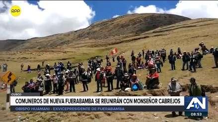 Las Bambas | Exdirigente de Fuerabamba acusa a los Chávez Sotelo de incentivar el odio entre comuneros