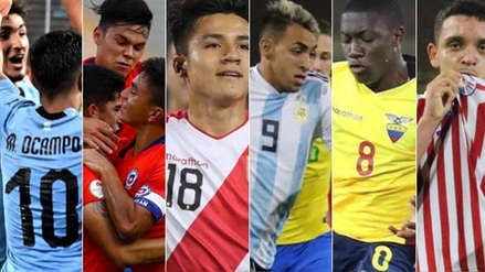 Selección Peruana Sub 17: este es el fixture del hexagonal final del Sudamericano 2019