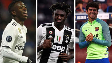 Como Moise Kean: los jugadores en el fútbol europeo a tener en cuenta para el futuro