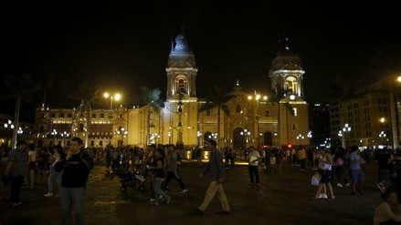 Hora del Planeta | Así se vivió en Lima la iniciativa para alertar sobre el cambio climático