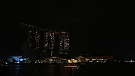 Hora del Planeta | Oceanía y Asia apagaron sus luces para alertar sobre el cambio climático [FOTOS]