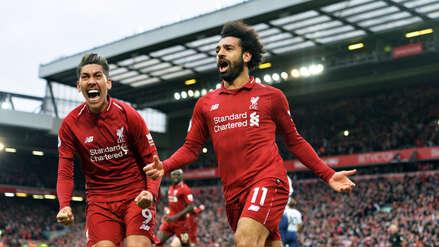 ¡Con ayuda! Un autogol de Alderweireld devuelve el liderato al Liverpool en la Premier League