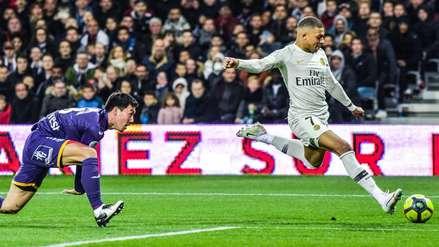 La gran definición de Kylian Mbappé para encaminar un nuevo título para el PSG