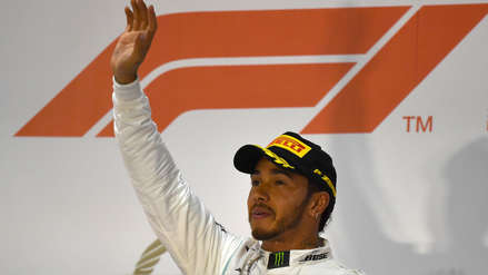 Fórmula 1: Lewis Hamilton ganó el Gran Premio de Bahréin