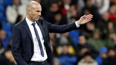 Real Madrid: Zinedine Zidane explicó las razones de la titularidad de su hijo Luca en el arco merengue