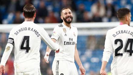 Los elogios para Karim Benzema: