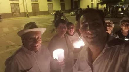 Varias ciudades del Perú se sumaron a la Hora del Planeta