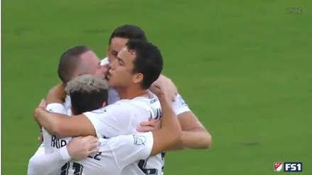 ¡Espectacular! Wayne Rooney anotó un GOLAZO de tiro libre en la MLS