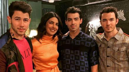 Priyanka Chopra asistió a su primer concierto de los Jonas Brothers y le pareció