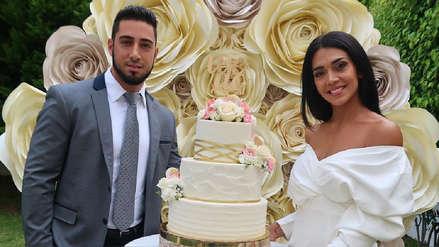 Vania Bludau y Frank Dello Russo: Así fue su fiesta de compromiso en Lima [FOTOS Y VIDEO]