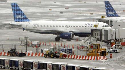 Más de medio millar de vuelos retrasados en aeropuertos de EE.UU. por fallas técnicas