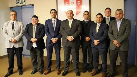 ¡Dijo de todo! Miembro de la CONAR explicó los motivos de la renuncia del directorio a la FPF