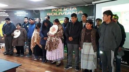 Justicia de Bolivia dicta prisión preventiva a peruanos acusados de falsificar medicinas