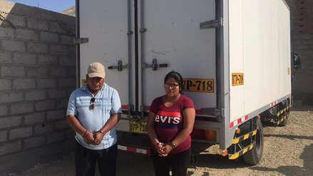 Policía incauta 277 kilos de droga en Arequipa