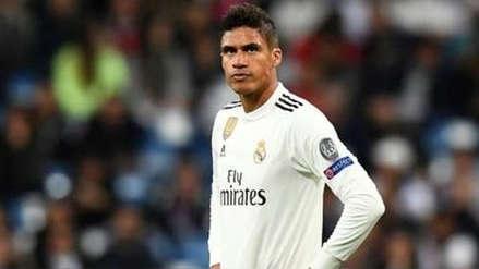 Raphael Varane confirmó que se irá del Real Madrid, según prensa española