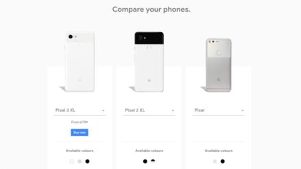 Adiós vaquero: Google deja de vender el Pixel 2 y Pixel 2 XL