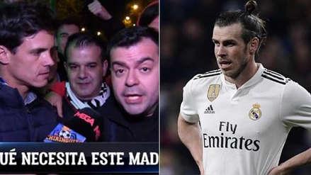 La afición de Real Madrid se cansó de Gareth Bale y pide a Kylian Mbappé