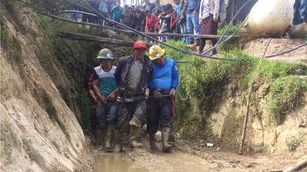 Piden al Gobierno fiscalizar el cerro El Toro tras muerte de ocho mineros en Huamachuco