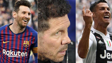 Messi y Cristiano Ronaldo: conoce a los jugadores y entrenadores mejor pagados del mundo