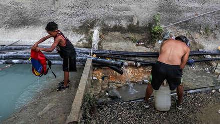 Venezuela | 30 fotos que reflejan la nueva crisis humanitaria por el desabastecimiento del agua