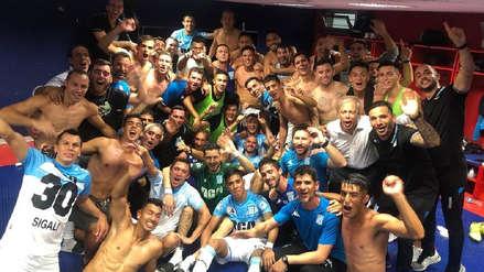 ¡Racing campeón! Las impresionantes imágenes de la celebración del título de la Superliga Argentina