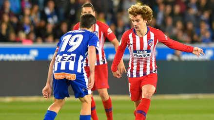 ¡Le cierra las puertas! Atlético de Madrid niega posible pase de Griezmann al Barcelona