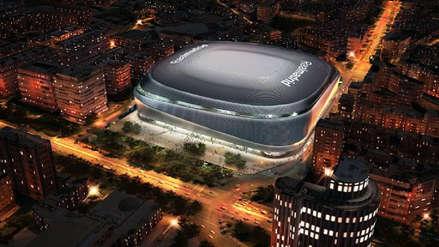 ¡Impresionante! Se presentó el proyecto del nuevo estadio del Real Madrid
