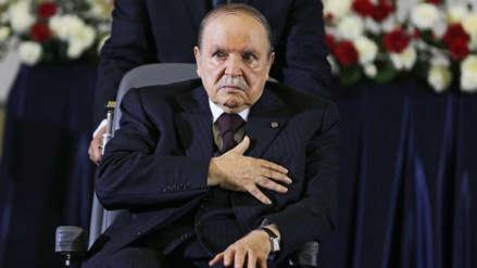 Abdelaziz Bouteflika dimite como presidente de Argelia tras 20 años de mandato