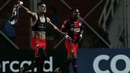 ¡Triunfazo! San Lorenzo venció a Palmeiras y se posicionó como líder del Grupo F de Copa Libertadores