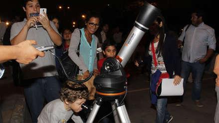 Regresa a Lima la pasión por conocer el universo: así se celebrará el Día Internacional de la Astronomía